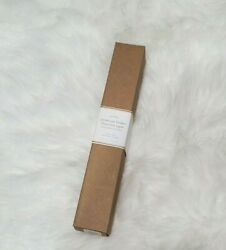 Premium Flickering Flameless Wax Taper Candle White Single 8#x27;#x27; SET OF 2 $75.00