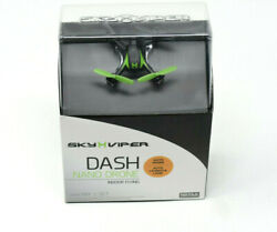 Sky Viper DASH Nano Drone Indoor Flying Launch amp; Land Sealed $26.49