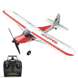 RC Plane 4CH Airplane Aircraft Built In Gyro System Easy To Fly RTF Sport Cub LP $86.69