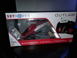Alpha Sky Rover Outlaw Remote Control helicopter $22.00