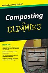 Composting For Dummies by Cromell Cathy National Gardening Association Pape… $35.95
