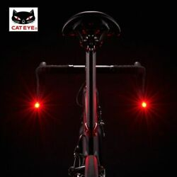 Bicycle Light Rear Front Bar Plug Rode Handlebar Safety 2 Pcs Accessories $50.34