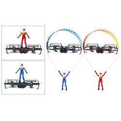 Mini Drone Quadcopter RC Drone 360 Flips Remote Control Helicopter Toy $26.77