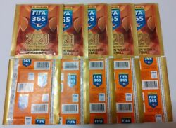 Panini FIFA 365 2020. 10 full bags. from Serbia East Europe edition Haland 421 $9.99
