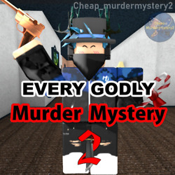 💰CHEAP💰 MM2 Super Rare Godlys Roblox *FAST DELIVERY* Read Description $0.99