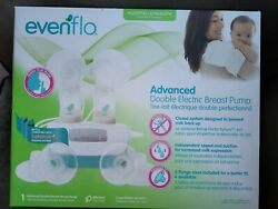 NEW SEALED Evenflo Advanced Double Electric Hospital Strength Breast Pump #2951 $48.00