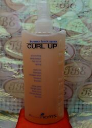 KMS Bounce Back Spray CURL UP 7 oz Discontinued Item $18.99