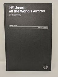 IHS Jane#x27;s All the World#x27;s Aircraft: Unmanned 2013 2014 FREE SHIPPING $579.90