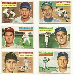 1956 Topps 101 180 *You Pick* Conditions Listed $35.00