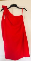 Red Cocktail Dress $30.00