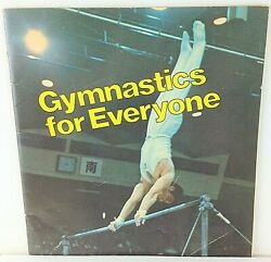 Gymnastics for Everyone by Dorothy Phillips 1974 Softcover $3.49