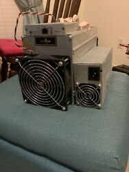Antminer L3 Miner Litecoin ASIC Scrypt 504MH s USA with Power Supply X4 $1999.99