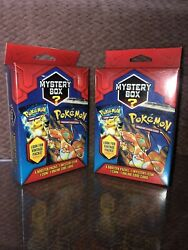 New Sealed Pokemon Mystery Power Box Vintage Pack 1:5 Fossil Gym Challenge? $249.90