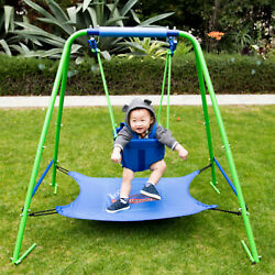 Sportspower My First Toddler Swing with Bouncer Baby Play station Indoor Outdoor $60.40
