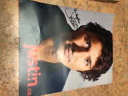 Justin Trudeau Signed Poster C $500.00