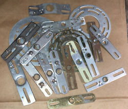 19pc Cross Bars for ceiling fixtures wall sconces lamp parts lighting large lot $22.85