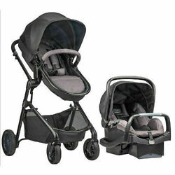Evenflo Pivot Modular Travel System Casual Gray $250.00