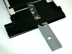 HP OfficeJet 4630 Printer Main Paper Tray Loading and Output Stacker 4632 4635 $29.95