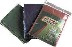 COLEMAN EMERGENCY PONCHO ASSORTED COLORS 1 PONCHO $10.64