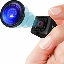 Mini Spy Camera 1080P Hidden Portable Small HD Nanny Black Premium $46.09