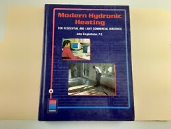 Modern Hydronic Heating for Residential and Light Commercial Buildings USA 1995