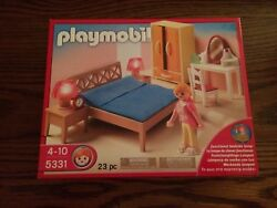 Playmobil 5331 Parents Bedroom for the Modern Dollhouse New in Box $44.99