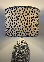 2 Ballard Designs Lamp Shades $30.00