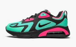 Nike Air Max 200 SP South Beach Size 10.5 CU4900 300 Men#x27;s Turquoise Pink Black $129.99