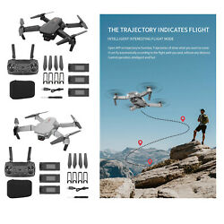 Wifi RC Drone Helicopter with Camera Live Video GPS Return Quadcopter Aircraft $36.84