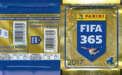 FIFA 365 2017 two full bags MINT East Europe edition $3.99