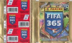 FIFA 365 2018 two full bags MINT East Europe edition $3.99