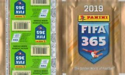 FIFA 365 2019 two full bags MINT East Europe edition $3.99