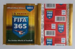 FIFA 365 2021 two full bags MINT East Europe edition $4.99