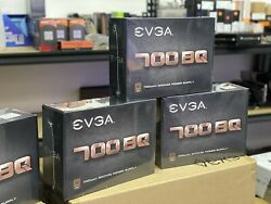 EVGA 700 BQ 80 Bronze 700 Watt Semi Modular Power Supply 110 BQ 0700 V1 $65.89