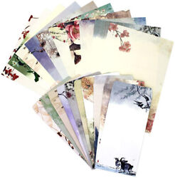 Stationary Paper And Envelope Set 60Pcs Stationary Set 40 Stationery Papers 20 $16.55