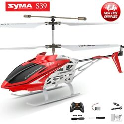 Super Large remote control aircraft anti fall helicopter charging toy 3.5CH $53.54