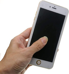 Fake Shocking iPhone 6 Plus Novelty Mobile Phone Gag Prank Joke Playset Toy Gift $12.68