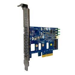 HP MS 4365 SSD PCIe to M.2 Controller Adaptr 742006 002 $14.99