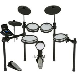 Simmons SD600 Electronic Drum Set with Mesh Heads and Bluetooth $439.99