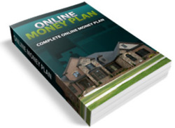 New Online Money Plan PDF Ebook With Master Resell Rights Delivery 12hrs F S $0.99