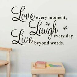 Wall Stickers Decor Decal Home Room DIY Removable Vinyl Art Bedroom Mural US $6.99