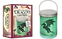 Make Your Own Dragon Lantern LED Battery Powered 5 NEW $15.99
