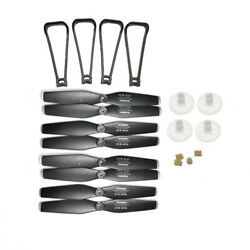 4DRC Rc Drone F6 Quadcopter Accessories Propellers Blades Guard Gears Spare Part $12.90