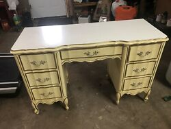 Vintage Desk With Chair $125.00