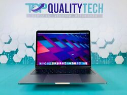 Apple MacBook Pro 13 Laptop TOUCH BAR TOUCH ID SPACE GRAY 512GB SSD $849.00