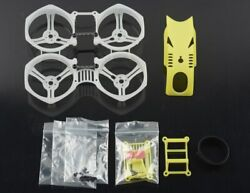 Rex 80mm Micro Brushless 2S Whoop FPV Racing Drone Frame Kit $18.99
