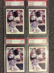 Lot of 12 of 1990 90 Leaf Albert Joey Belle RC PSA 9 PSA9 MINT MT #180 Rookie $79.99