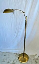 Holtkoetter Luechten 6450P1 Floor Lamp ANTIQUE BRASS Excellent $799.99