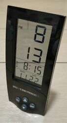Square Enix Products Tabletop Clocks Digital Clock Event Only Novelty Extra Rare $168.03