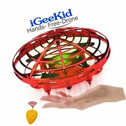 iGeeKid Hand Operated Mini Drones Kids Flying Ball Toy Easter Gifts for Boys ... $35.99